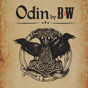 Icon-logo for Odin by BW